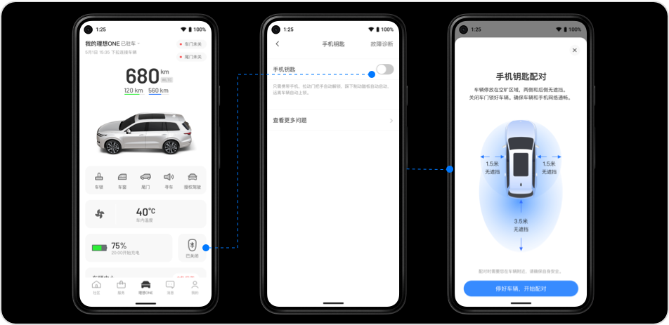Li Auto to update software for 2020 Li ONE to bring same experience as 2021 model-CnEVPost
