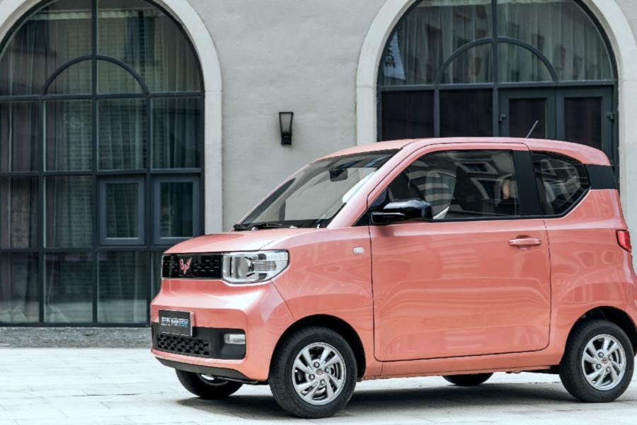 A peek into China's best-selling EV, a product of GM and SAIC's joint venture-CnEVPost