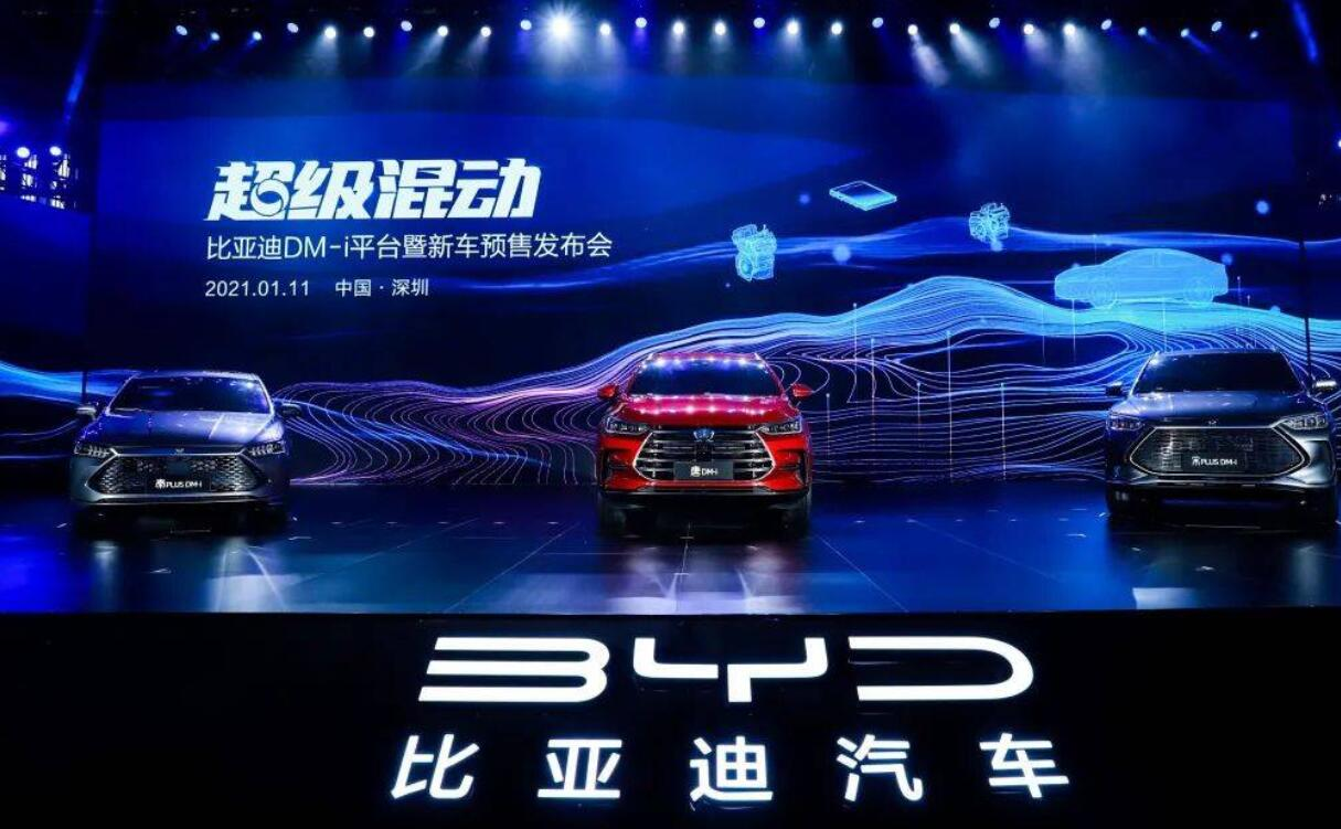 BYD apologizes for slow delivery of DM-i hybrid models-CnEVPost