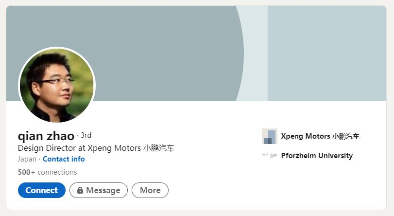 XPeng design director reportedly joins Pony.ai for vehicle design-CnEVPost