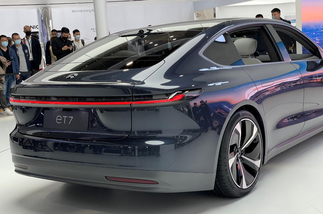 CICC sees NIO ET7 as still top of the line in terms of specs when it is delivered next year-CnEVPost