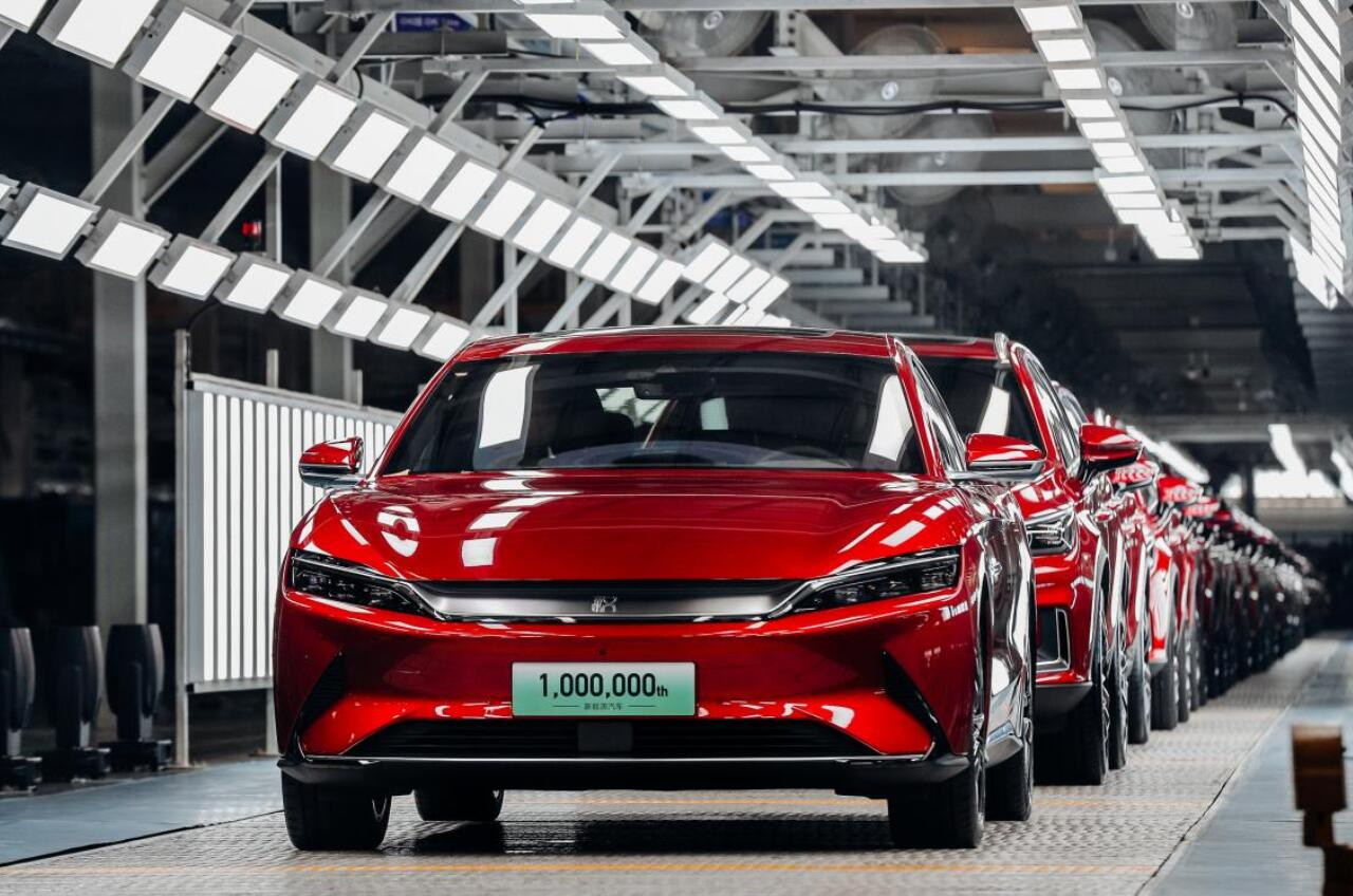 BYD's advice to Xiaomi on building cars: Don't waste money, more importantly, time-CnEVPost