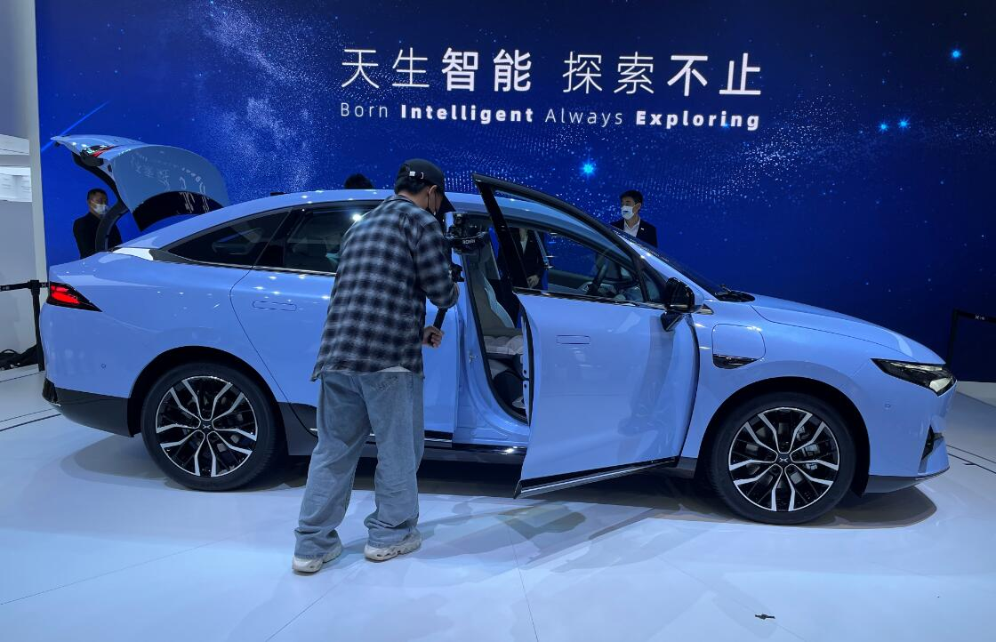 XPeng CEO says smart electric cars should be priced at least $23,500 to make a profit-CnEVPost