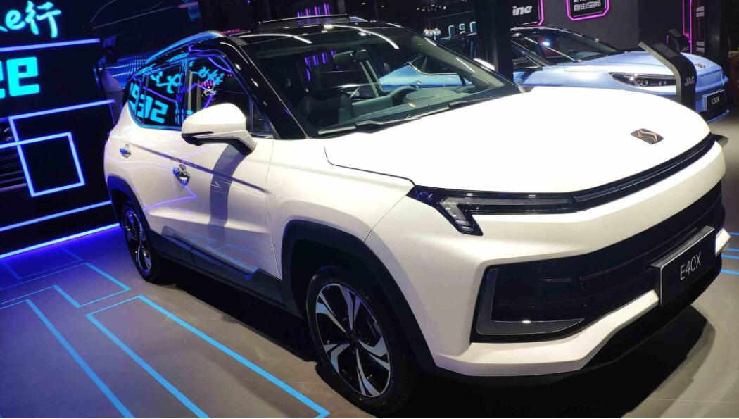 NIO's OEM JAC sold 9,113 electric passenger cars in May, up 132% year-on-year-CnEVPost