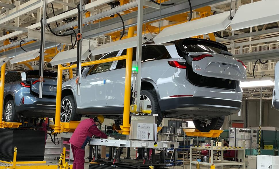 NIO, Li Auto named to Top 20 list of Chinese carmakers-CnEVPost