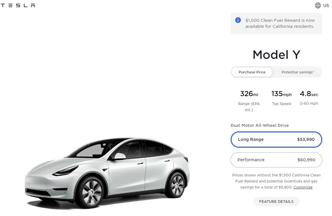 Tesla raises Model 3 Long Range, Model Y Long Range prices in US by $1,000-CnEVPost