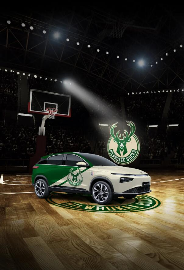XPeng to offer six NBA-themed color change films for G3i users-CnEVPost