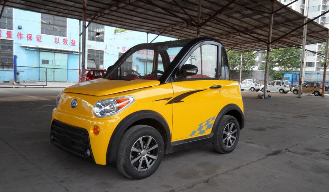 Beijing bans illegal electric tricycles and four-wheelers, gives 2.5-year transition period-CnEVPost