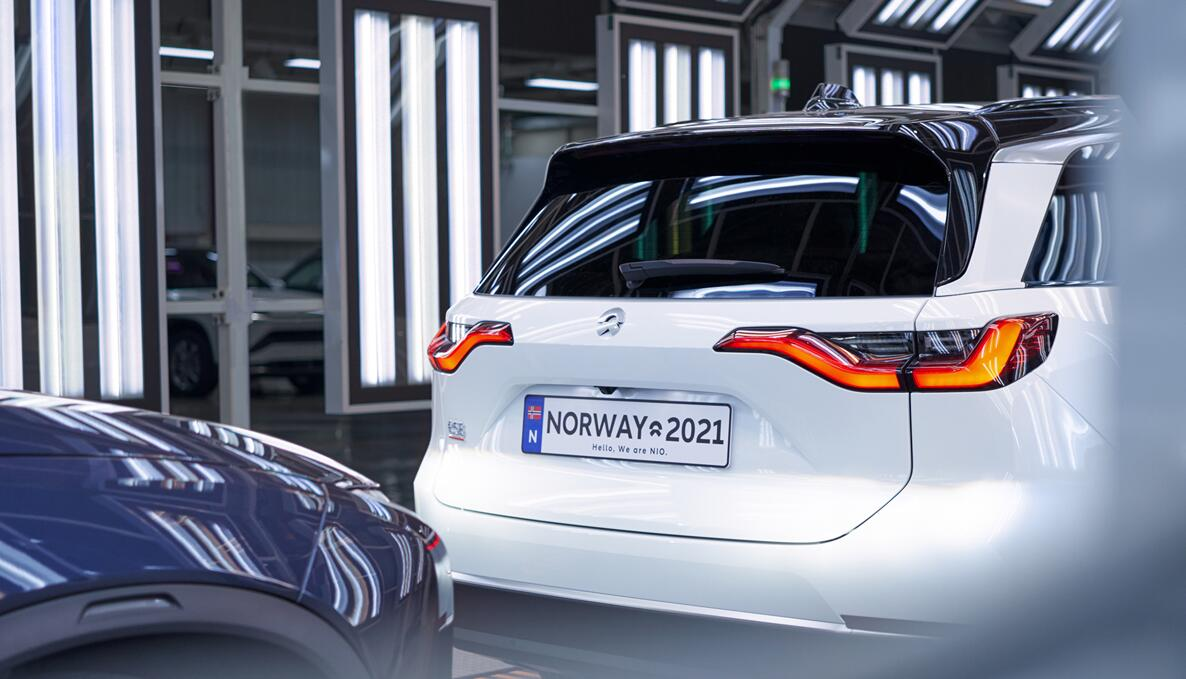 BREAKING: NIO sends first ES8s to Norway-CnEVPost