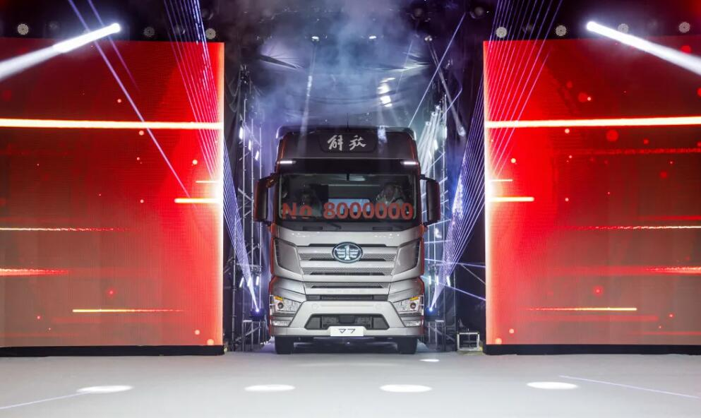 FAW Jiefang to develop intelligent heavy trucks with Huawei-CnEVPost
