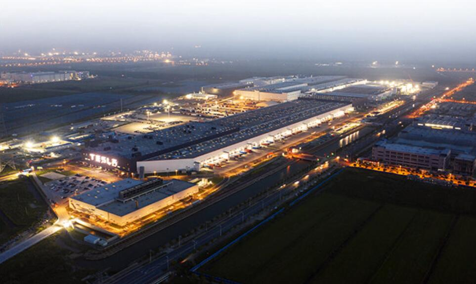 Tesla says Shanghai plant has become its main export hub-CnEVPost