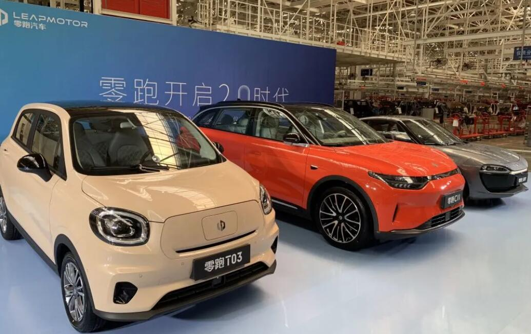 Leap Motor's plant gets vehicle production qualification-CnEVPost