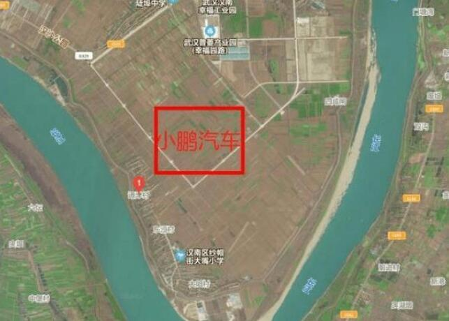 XPeng's Wuhan production base construction survey work starts-CnEVPost