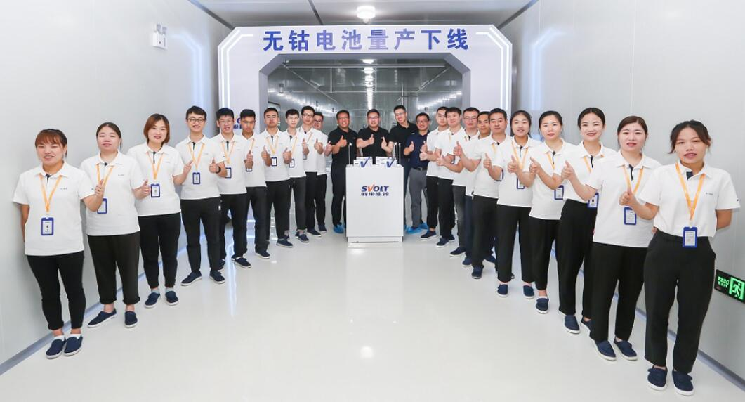 Chinese power battery supplier Svolt announces mass production of its cobalt-free batteries-CnEVPost