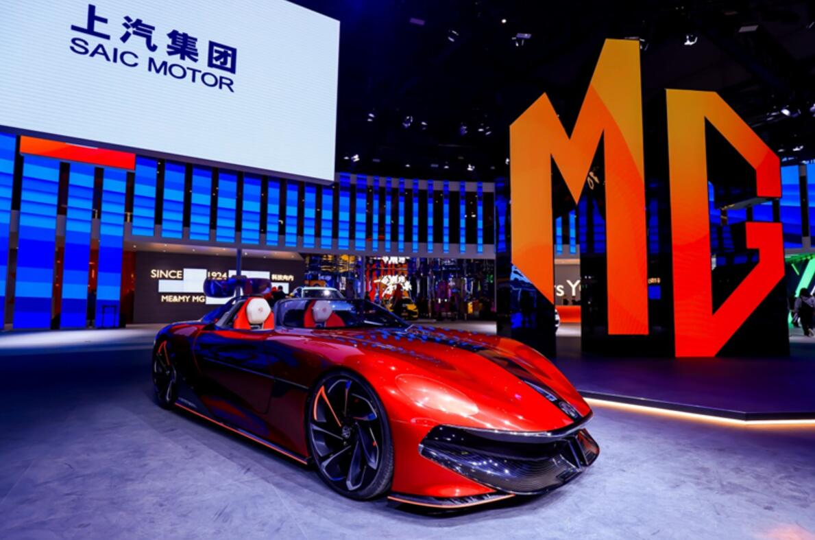 SAIC is China's top vehicle exporter in H1-CnEVPost
