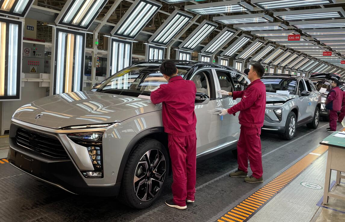 Chinese automakers can now start trading their NEV credits, what does this mean for NIO, XPeng, and Li Auto?-CnEVPost