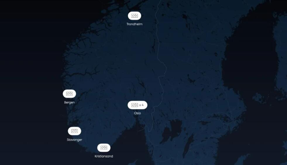 NIO starts shipping battery swap stations and superchargers to Norway-CnEVPost