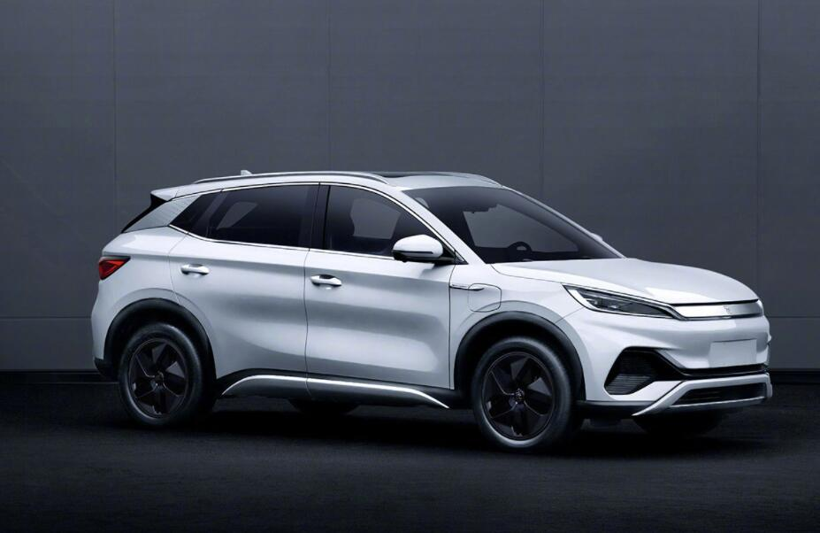 BYD teases first electric SUV of its e-Platform 3.0-CnEVPost