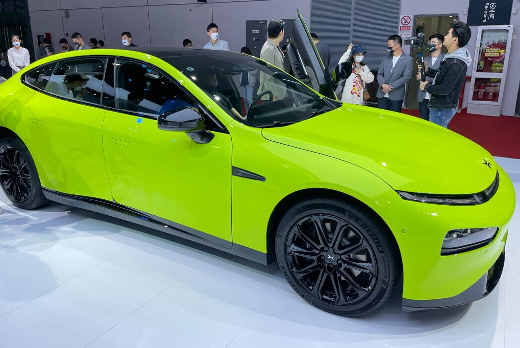 XPeng P7 will overtake Audi A4 sales in China 'in a while', says CEO-CnEVPost