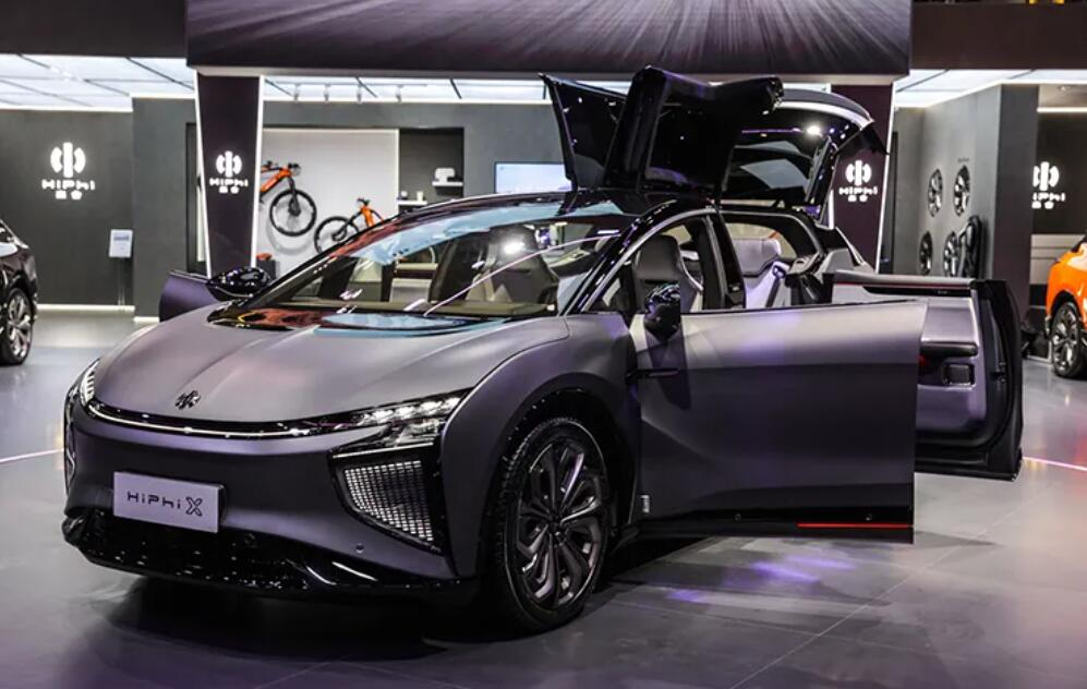 Chinese EV priced at about $124,000 begins deliveries-CnEVPost