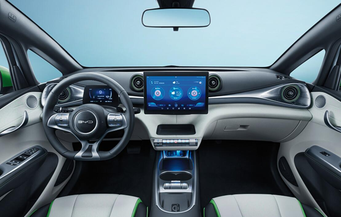 BYD starts pre-sales of Dolphin, first model of its e-Platform 3.0-CnEVPost
