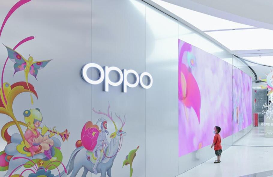 OPPO discloses patent related to vehicle lights control-CnEVPost