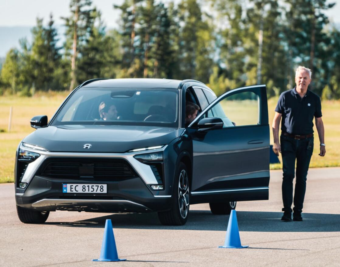 NIO begins allowing customers to test drive ES8 in Norway-CnEVPost