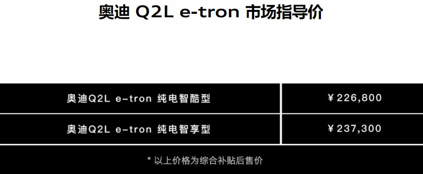 Audi said to offer over 60% discount for big customers when selling Q2L e-tron-CnEVPost