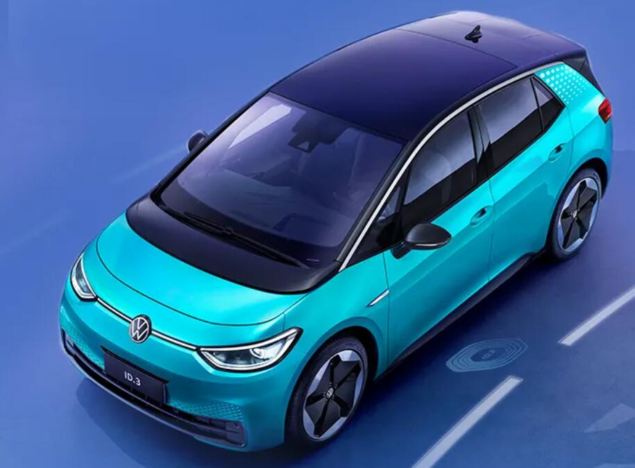 Volkswagen starts accepting pre-orders for its popular model ID.3 in China-CnEVPost