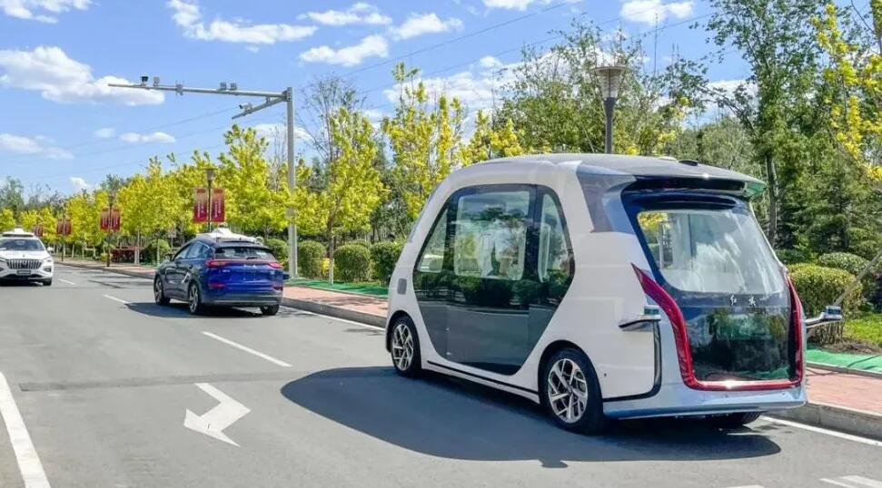 China FAW steps up efforts on self-driving technology-CnEVPost
