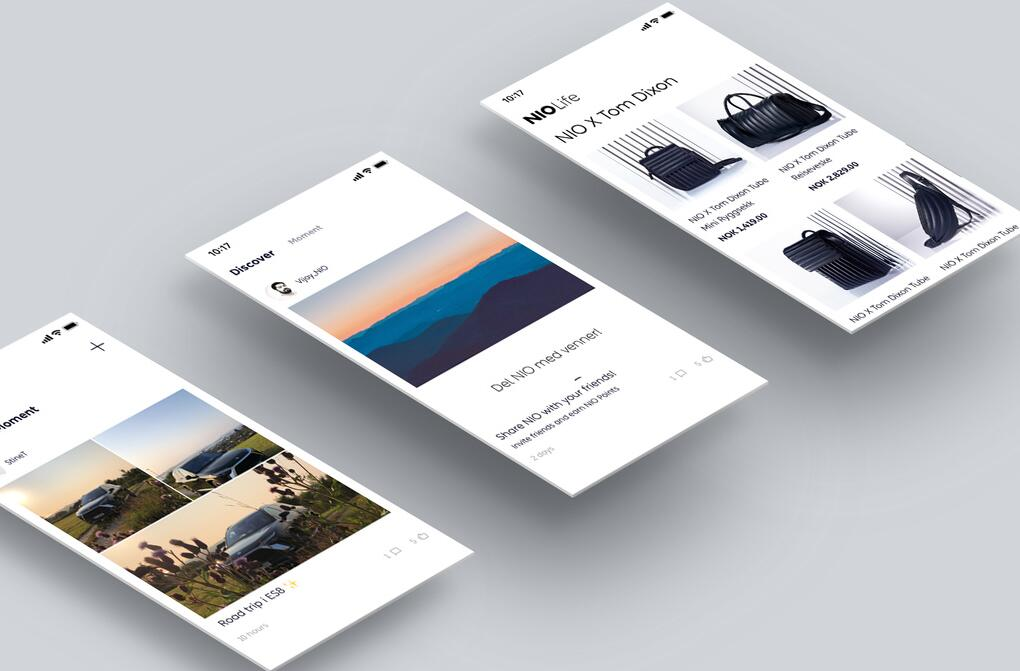 NIO launches app for Norwegian users-CnEVPost