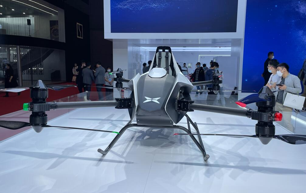 Chinese fighter jet expert joins XPeng's flying car business-CnEVPost