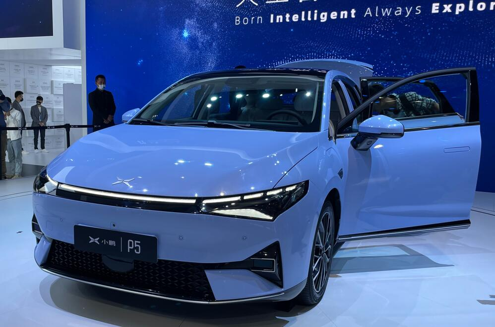XPeng P5, G3i enter China's vehicle purchase tax exemption list-CnEVPost