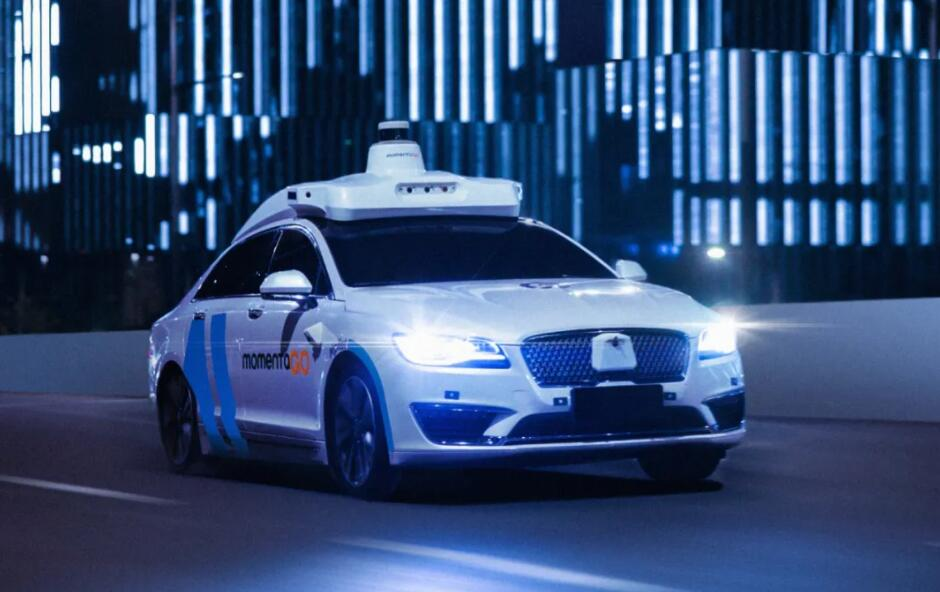 GM confirms $300 million investment in Chinese self-driving unicorn Momenta-CnEVPost
