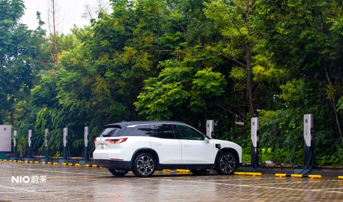 NIO's swap stations reach 428, with 87 new ones added in Aug-CnEVPost