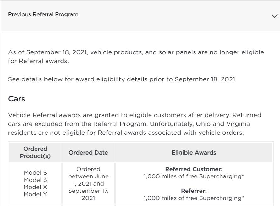 Tesla cancels vehicle referral awards-CnEVPost