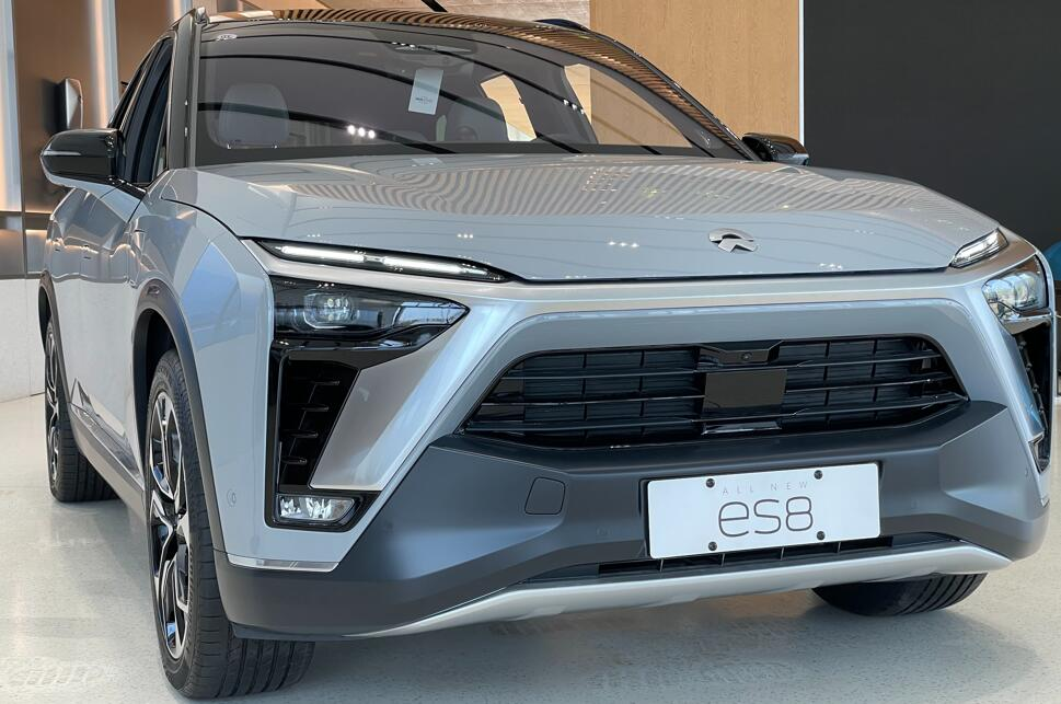 NIO's auto sales subsidiary increases registered capital by 50% to $1.5 billion-CnEVPost