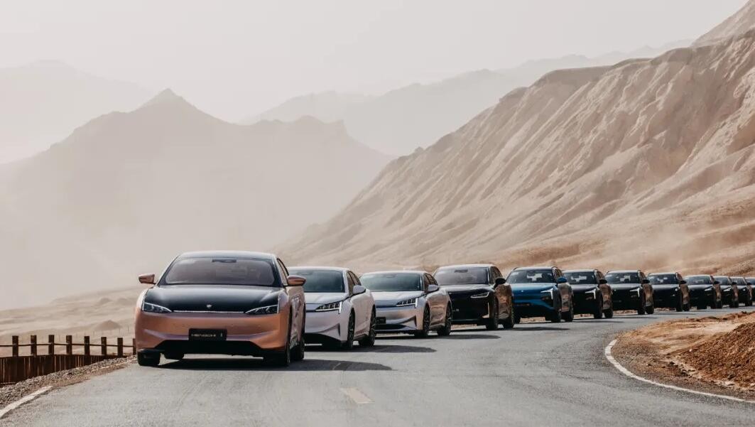 Evergrande says it has completed summer testing of five models-CnEVPost