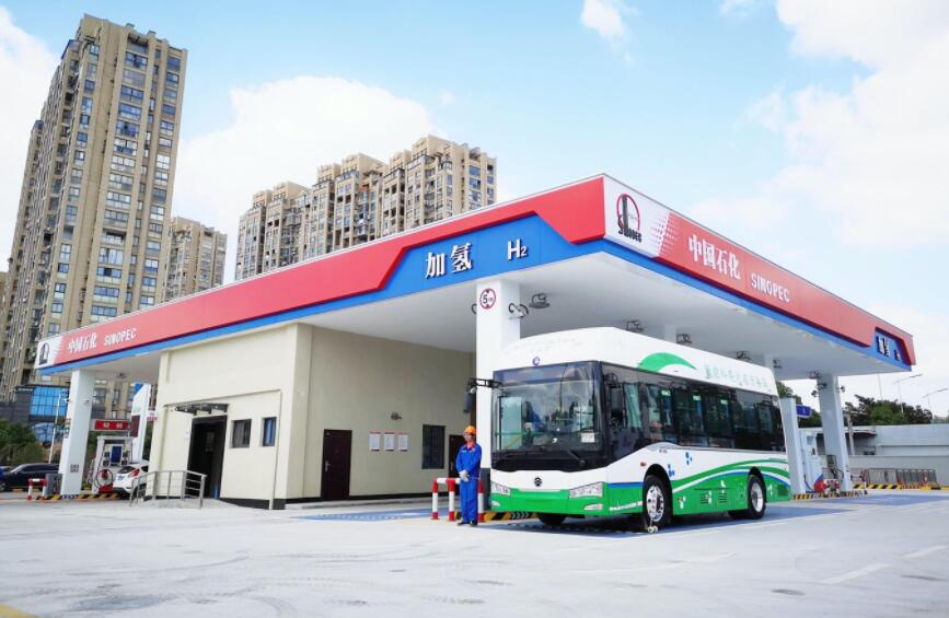 Sinopec starts construction of new hydrogen production project in Guangdong-CnEVPost