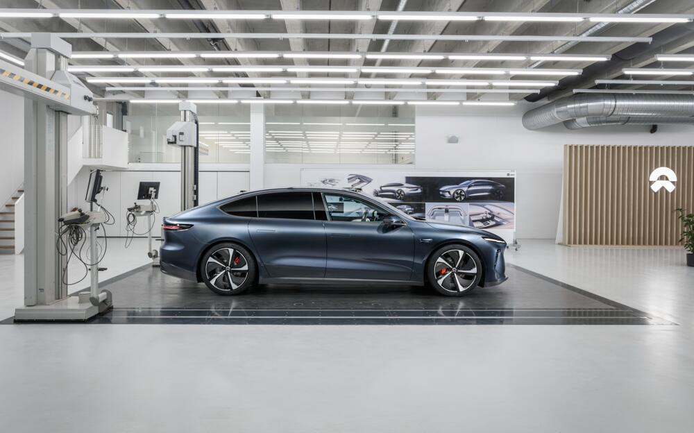 NIO debuts ET7 in Germany, local deliveries expected to begin in Q4 2022-CnEVPost