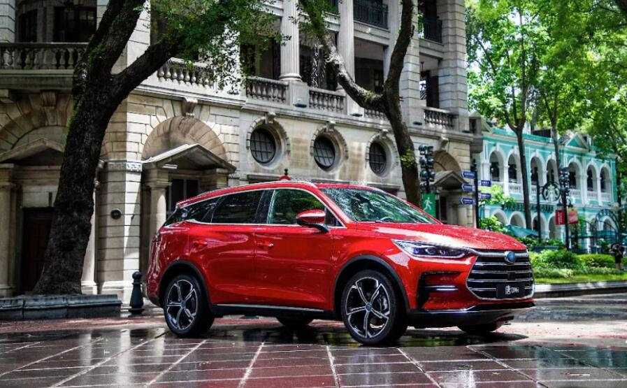 BYD's NEV sales highest in China in August-CnEVPost