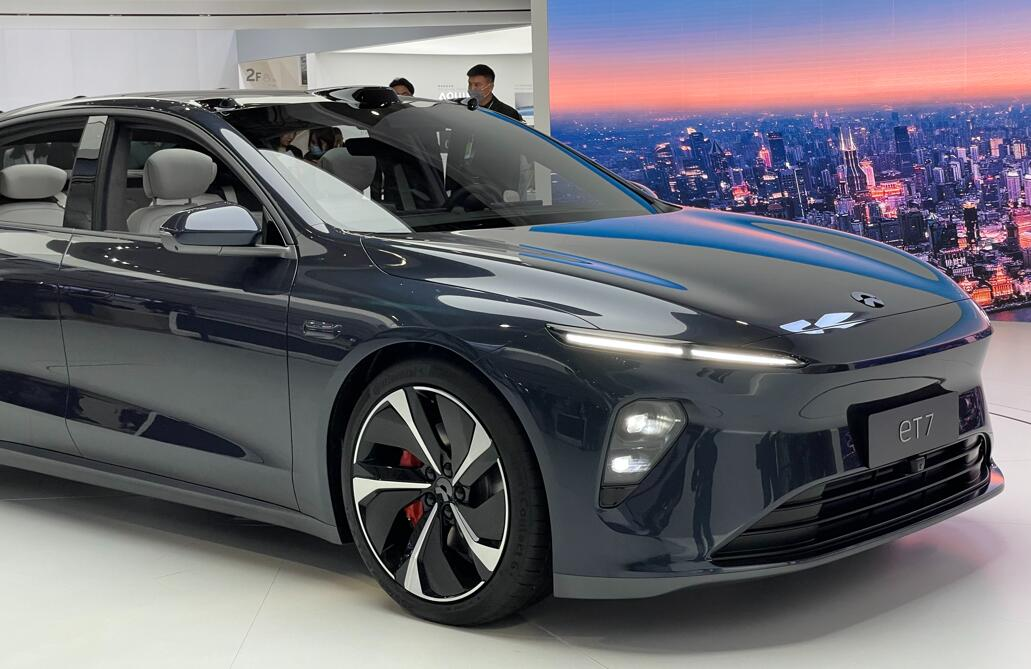 BREAKING: NIO may offer ET7 with lower-cost LFP batteries-CnEVPost