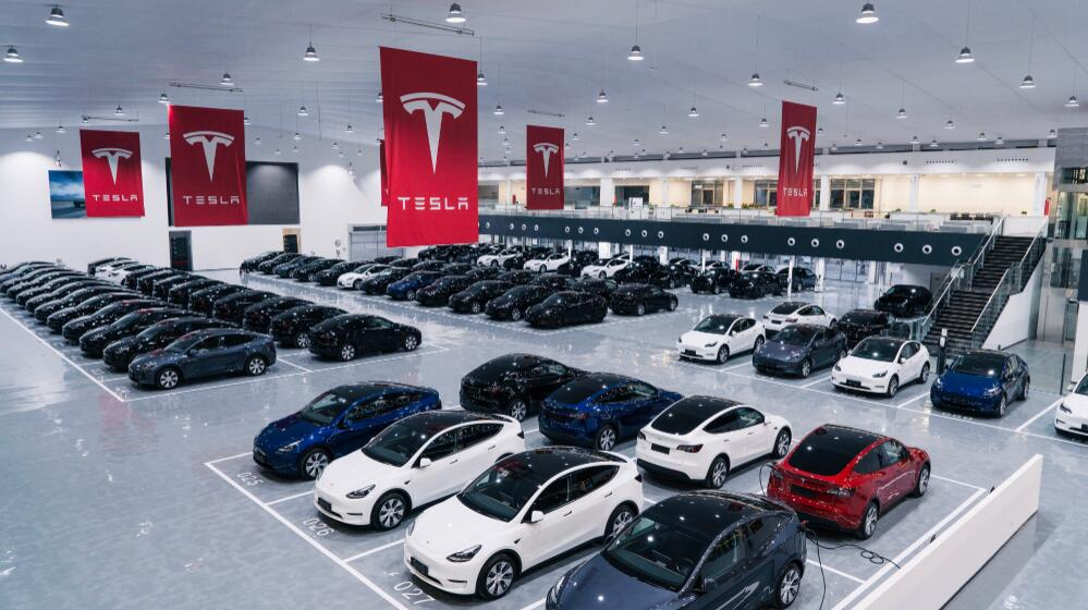 Tesla opens new delivery center in Beijing, its largest in Asia with 101 delivery spaces-CnEVPost