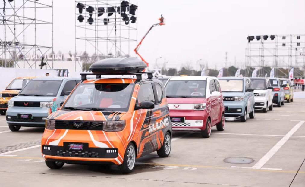 Hongguang Mini EV sales reached 35,169 units in Sept, up 75% year-on-year-CnEVPost